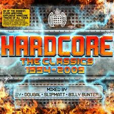 Hardcore - The Classics 1994-2009 Ministy of Sound Various Artists 3 Disc Set