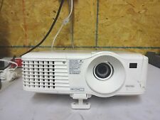 Mitsubishi EW270U DLP 3-D Ready Projector with spots in display