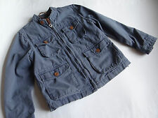 ZARA Boys Coole Übergangsjacke Fieldjacket Gr.5/6 116