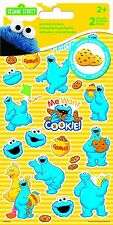 Sesame Street Cookie Scented Stickers 2 Sheets