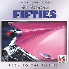 Fabulous Fifties 3: Back to the Fifties, Various Artists, Good Box set