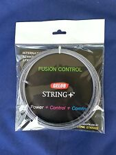 New Tennis String Fusion Control,Strings,Gut,Guts,Tennis Racquet, FC001, GELOB