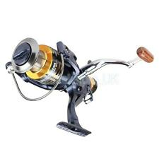 Heavy Duty 11BB Double Drag Spinning Fishing Reel Freshwater/Saltwater