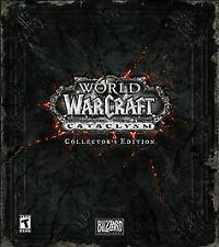 World of Warcraft: Cataclysm -- Collector's Edition (Windows/Mac: Mac and...