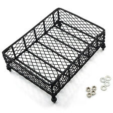 Yeah Racing 1/10 RC Crawler Metal Mesh Wire Luggage Tray Type D YA-0404