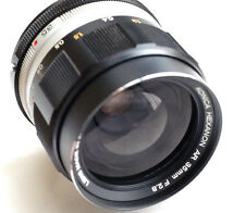 "KONICA HEXANON AR 35mm f2.8 for mirrorless cameras JAPAN  ""read"""
