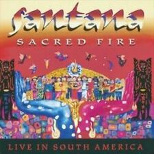 Sacred Fire: Santana Live in South America by Santana (CD, Jun-2007, Island (...