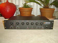 Multivox MXD-5, Blackface, Analog Echo Delay and Spring Reverb, Vintage Rack