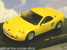 SUPERB IXO 1/43 DIECAST 1999 HOMMELL RS BERLINETTE COUPE IN YELLOW CLC263