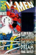 X-men (2nd Series) # 25 (Andy Kubert, Golden Hologram, 52 pages) (USA, 1993)