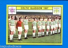 CALCIATORI PANINI 1968-69 - Figurina-Sticker - CELTIC GLASGOW 1967 -Rec