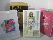 Skipper Doll Barbies Little Sister Porcelain 30th Anniversary Vintage 1994 NRFB