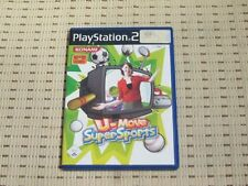 U-Move super sports pour playstation 2 ps2 ps 2 * OVP *