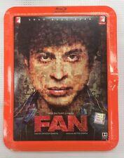 Fan: Shahrukh Khan, Yashwant Raj Films, Hindi Bollywood Hit movie Blu-ray