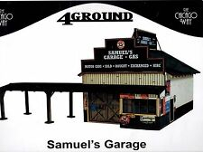 4Ground 28mm The Chicago Way Samuel's Garage - 28S-CHW-102
