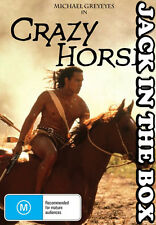 Crazy Horse DVD NEW, FREE POSTAGE WITHIN AUSTRALIA REGION ALL