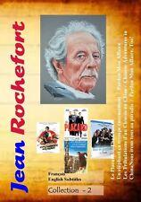 Jean Rochefort  Collection 2. English Subtitles. Français. Sous-titres anglais