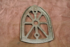 Vintage Sad Iron Trivets
