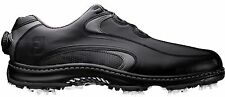 FootJoy Mens Contour Boa Golf Shoes 54026 Size 10 Medium Black/Char