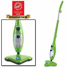 H2O 5 dans 1 un mop à vapeur X5 portable tapis de sol vêtement nettoyeur à main