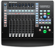 New PreSonus FaderPort 8 USB Automation Controller w/100 mm Faders - Work Smart