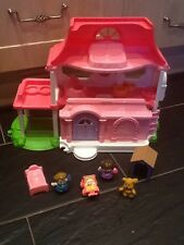 Fisher PRICE LITTLE PEOPLE casa Con Sonidos