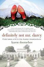 Definitely Not Mr. Darcy, Doornebos, Karen, Good Book
