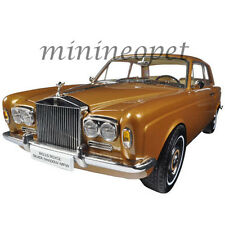 PARAGON 98205 1968 ROLLS ROYCE SILVER SHADOW MPW 1/18 DIECAST MODEL CAR BRONZE