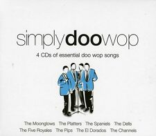 Simply Doo-Wop (2012, CD NEU)4 DISC SET