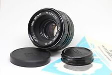EXC. MC Zenitar M 1,9/50mm - M42 for SLR