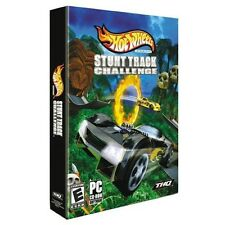 Hot Wheels Stunt Track Challenge PC New