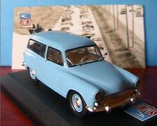 Rare 1/43 Simca Aronde Chatelaine Wagon Atlas 1961 Editions Nuilly Sur Siene