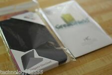 NEW Nexus 7 FHD Case rooCASE Origami SlimShell Black + 2 Screen Protectors
