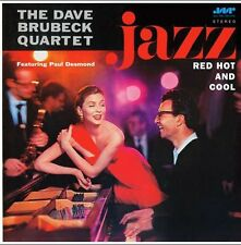 Jazz: Red Hot & Cool - Dave Brubeck (2009, Vinyl NEUF)
