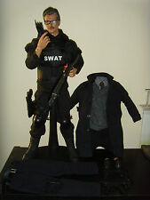The Dark Knight Trilogy 1/6 Scale Jim Gordon Custom SWAT & Detective Costumes