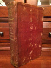 RARE 1838 History of Texas, Texian War Revolution, South America, Mexico, Alamo
