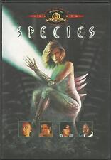 Species / Ben Kingsley, Michael Madsen / DVD #10965
