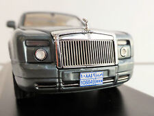 ROLLS-ROYCE Phantom COUPE 2008 Greenmet 1/43 IXO MOC166 Rolls Royce Coupé moc166