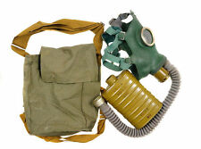 Soviet Russian Army GP-4 Gas Mask Military Surplus Collectible