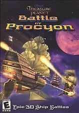Video Game PC Treasure Planet Battle at Procyon NEW SEALED Box