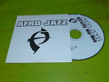 AFRO JAZZ -OL'DIRTY BASTARD - STRICTLY HIP HOP -RAP OLD SCHOOL!!!!!RARE CD!!!!!!