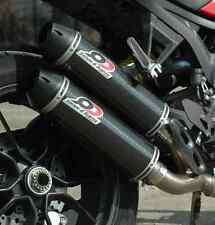 POT D'ECHAPPEMENT SILENCIEUX QD EXHAUST CARBONE DUCATI MONSTER 1100 EVO