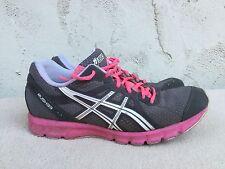 Asics Rush 33 Women's Running Shoes Size US 8.5 M EUR 40 Gray White T1H7N