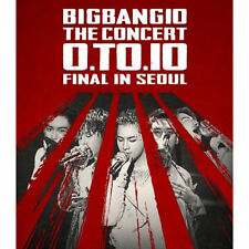 [Fast Shipping!!]BIGBANG10 THE CONCERT 0.TO.10 IN SEOUL DVD+Gift