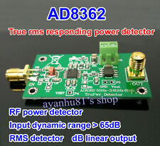 AD8362 50Hz-3.8GHz 65dB RF Responding Power Detector Module Linear dB output