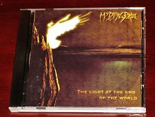 My Dying Bride: The Light At The End Of The World CD 1999 Peaceville UK Original