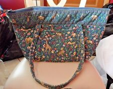 Vera Bradley Miller bag in retired Animal kingdom