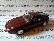 Voiture 1/43 solido (Made in France) PORSCHE 928 GT marron