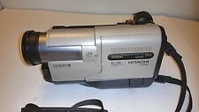 HITACHI ULTRAVISION VM-H710A Hi8 8mm Video Camcorder