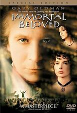Immortal Beloved (DVD, 1999) Gary Oldman  Beethoven  NOT A RENTAL